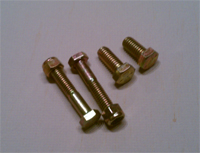 Wheel Bolts - Trencher Replacement Parts